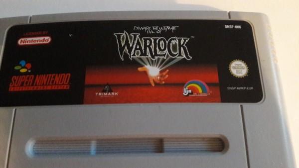 Warlock - SNES