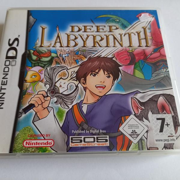 Deep Labyrinth - DS