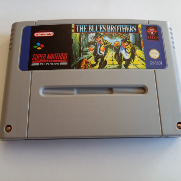 The Blues Brothers - SNES
