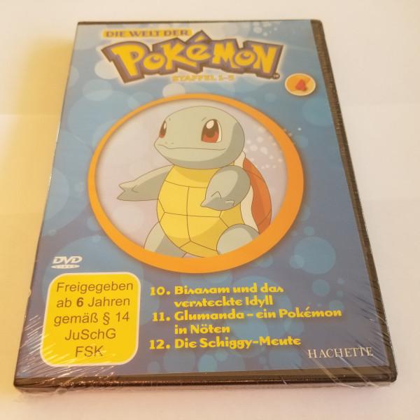 Die Welt der Pokémon - Teil 4 - DVD