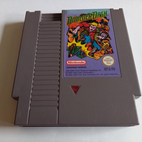 Boulder Dash - NES