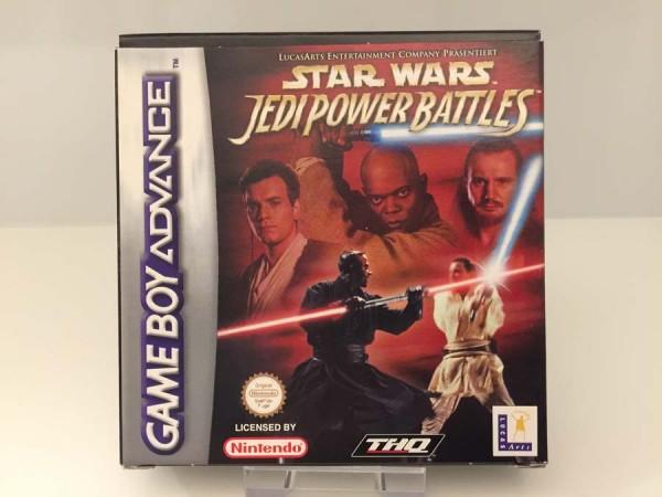 Starwars - Jedi Power Battles