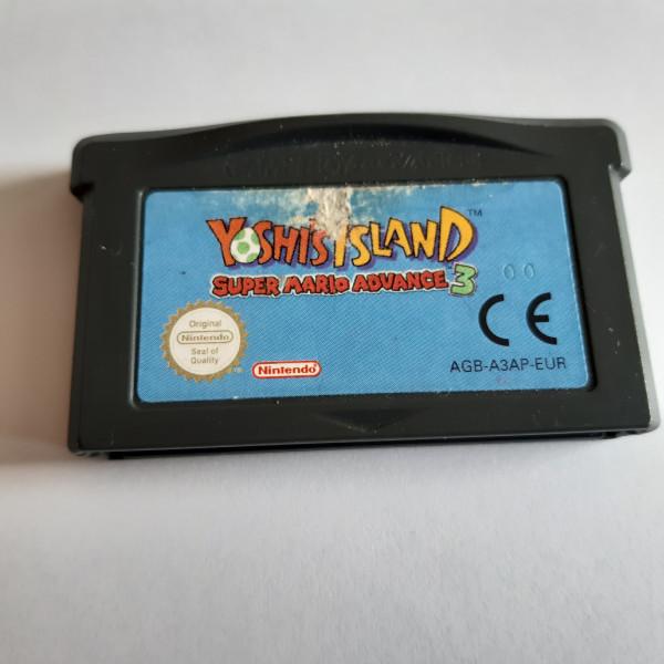 Yoshi`s Island - GBA