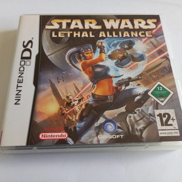 Star Wars - Lethal Alliance - DS