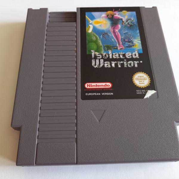 Isolated Warrior - NES