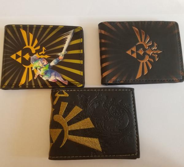 Zelda - Portemonnaies black