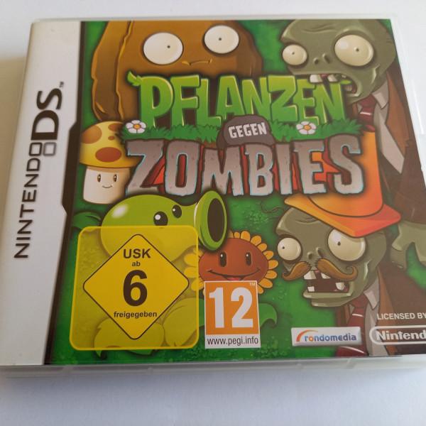 Pflanzen gegen Zombies - DS