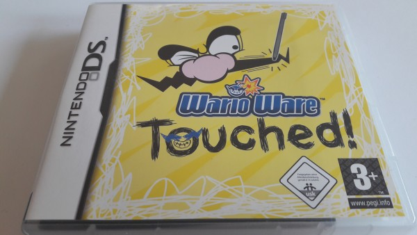 WarioWare Touched - DS