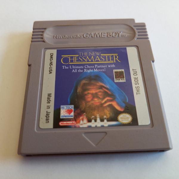 The New Chessmaster - Game Boy