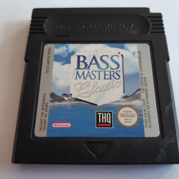 Bass Master Classic - GBC