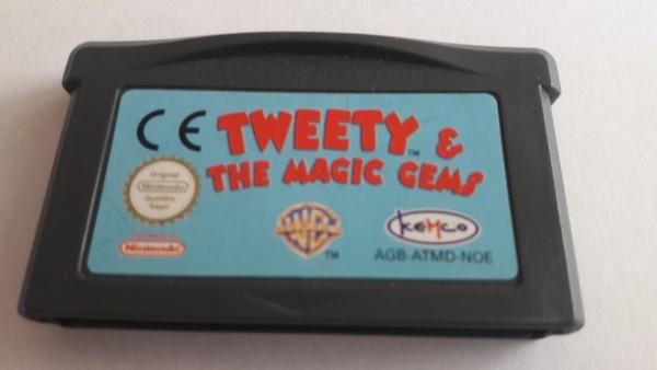 Tweety & The Magic Gems - GBA