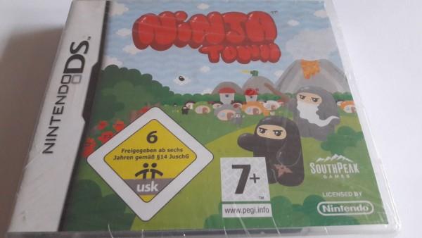 Ninja Town - DS