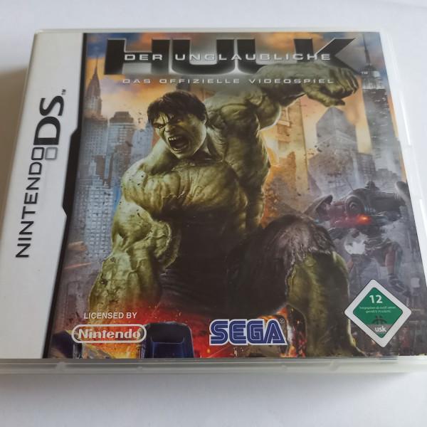 Der unglaubliche Hulk - DS