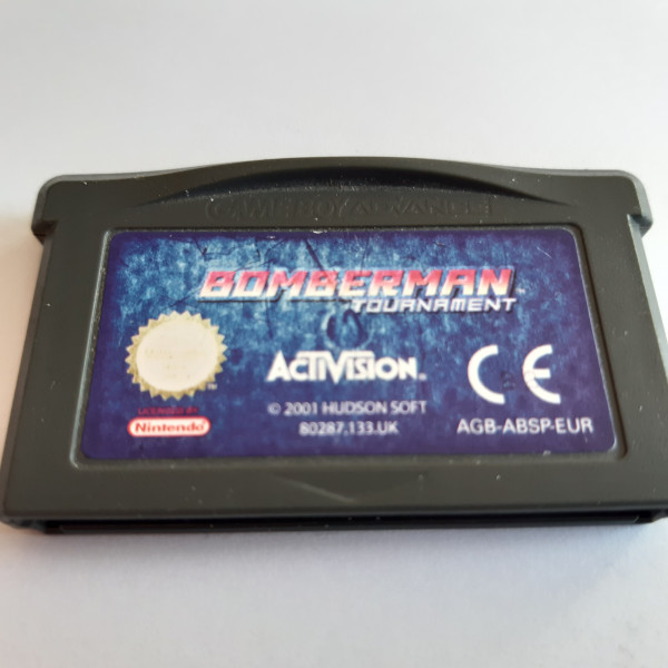 Bomberman Tournament - GBA