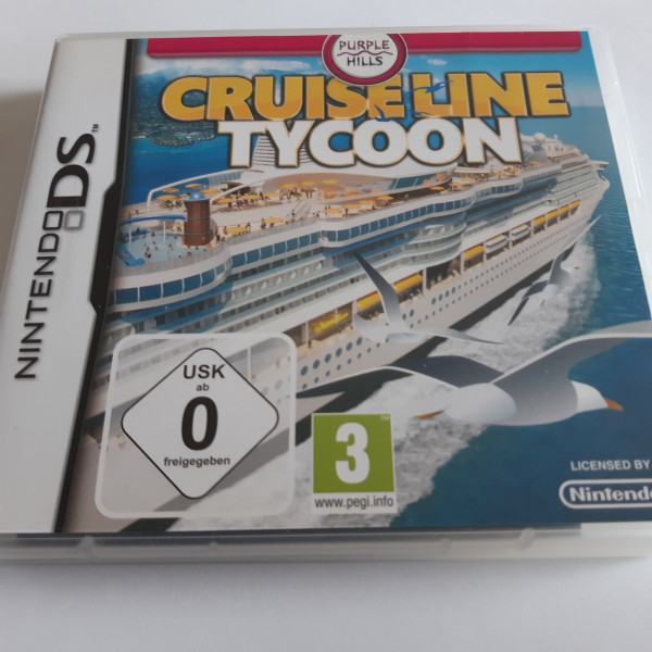 Cruise Line Tycoon - DS