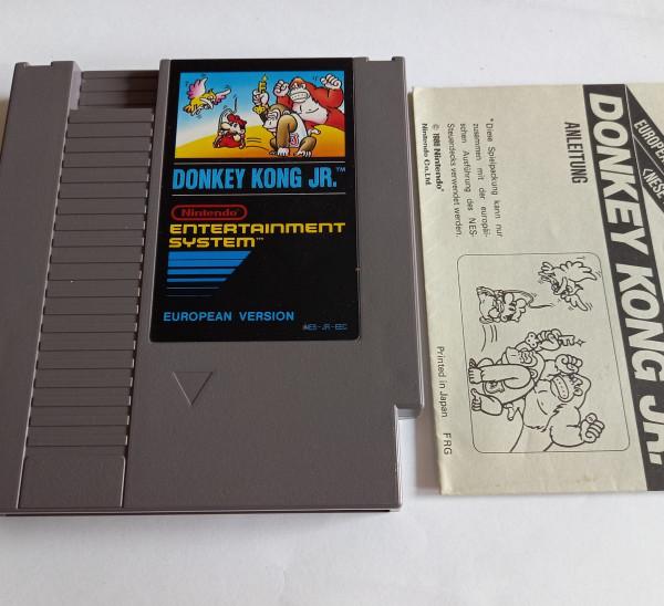 Donkey Kong Jr. - NES
