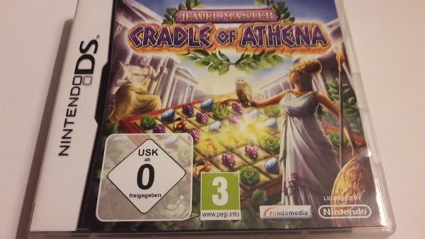 Jewel Masters - Cradle of Athena - DS