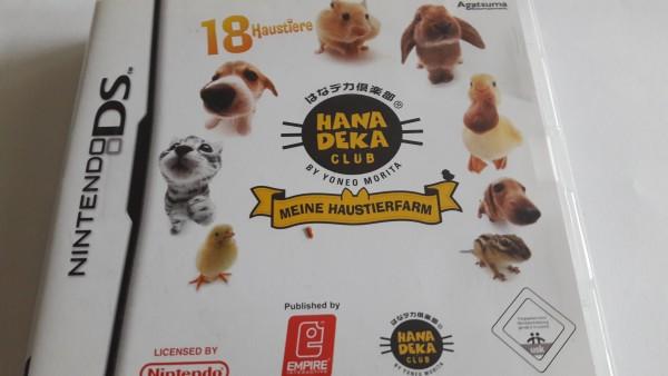 Hana Deka Club - Meine Haustierfarm - DS