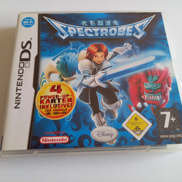 Spectrobes - DS