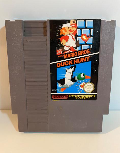 Super Mario Bros. & Duck Hunt - NES