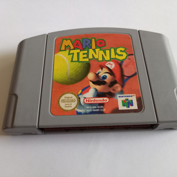 Mario Tennis - N64