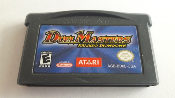 Duel Masters - Kaijudo Showdown -GBA