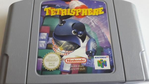 Tetrisphere - N64