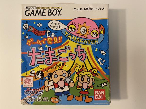 Game de Hakken!! Tamagotchi - Game Boy - OVP