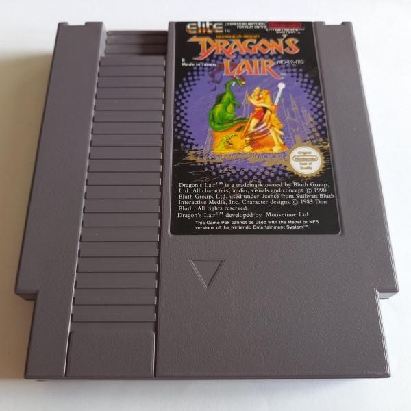 Dragon`s Lair - NES