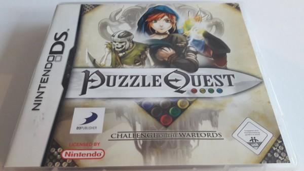 Puzzle Quest - DS