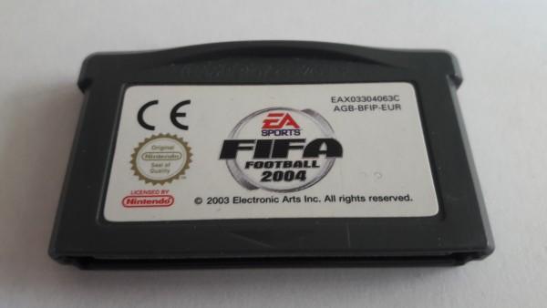 FIFA Football 2004 - GBA