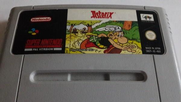 Asterix - SNES