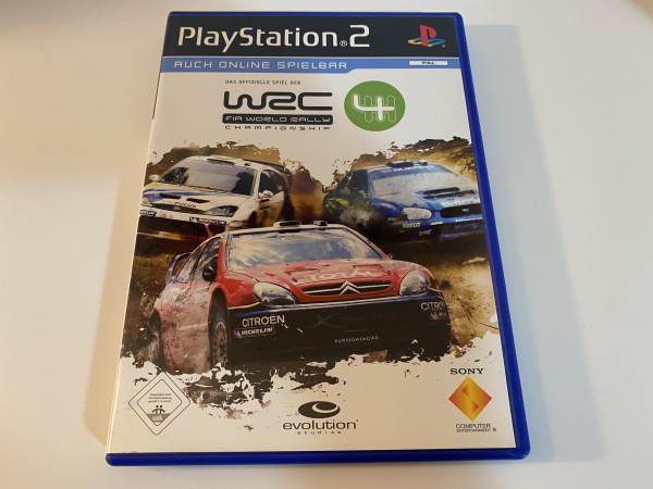 WRC - World Rally Championship 4
