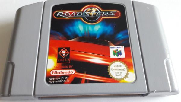 Roadsters - N64
