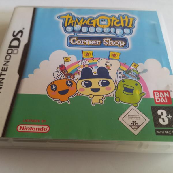 Tamagotchi Connexion - Corner Shop - DS