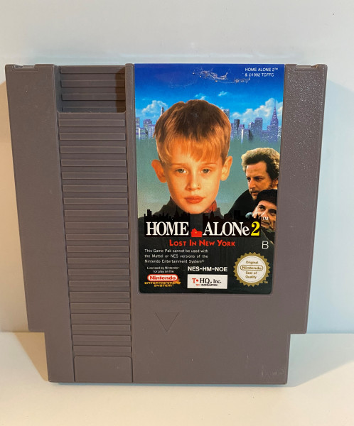 Home Alone 2 - Lost in New York - NES