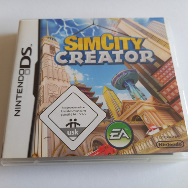 SimCity - Creator - DS
