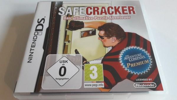 Safecracker - Das ultimative Puzzle Abenteuer - DS