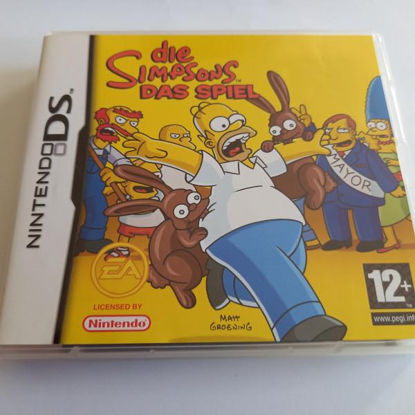 Die Simpsons - Das Spiel - DS