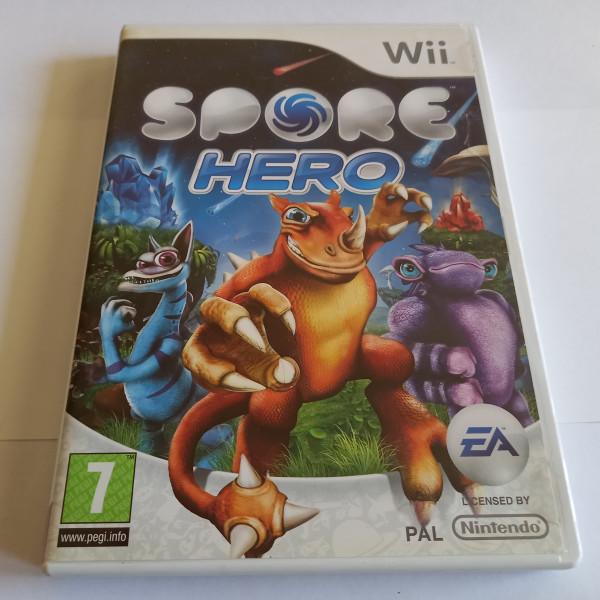 Spore Hero - Wii