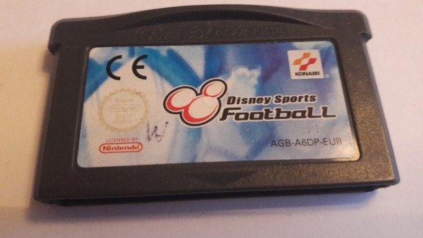 Disney Sports - Football - GBA