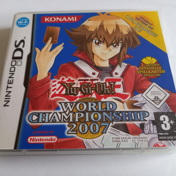 Yu-Gi-Oh! - World Championship 2007 - DS