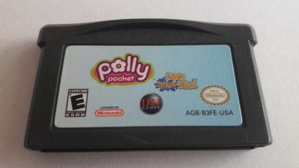 Polly Pocket - Super Splash Island - GBA