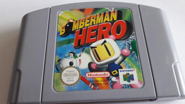 Bomberman Hero - N64