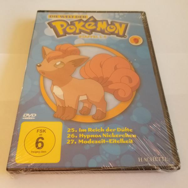 Die Welt der Pokémon - Teil 9 - DVD