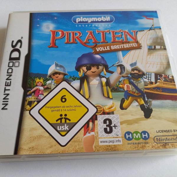 Playmobil Piraten - Volle Breitseite - DS