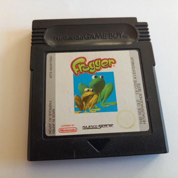 Frogger - GBC