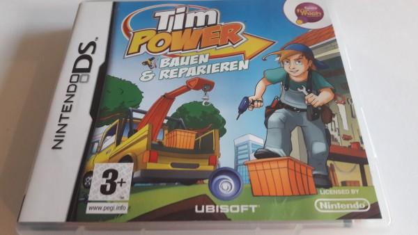 Tim Power - Bauen & Reparieren - DS
