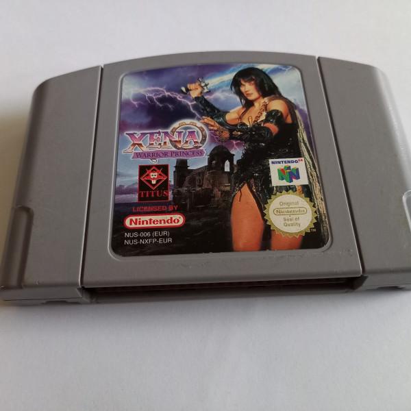 Xena - Warrior Princess - N64