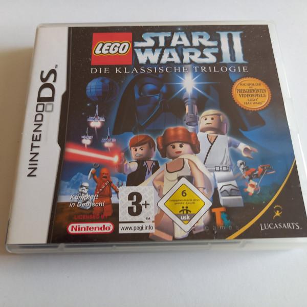 Lego Star Wars II - Die klassische Trilogie - DS
